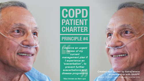 COPD Patient Charter Social Card - Principle 4_small
